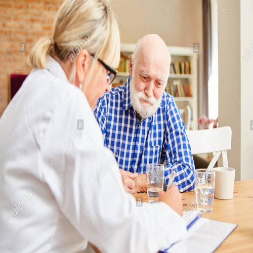 Doctor Consultation at Home