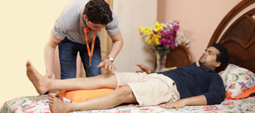 Expert Physiotherapy at Your Home